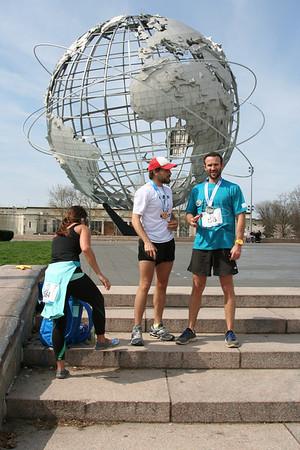 NY Half Marathon 2012