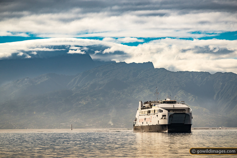 Tahiti Ferry