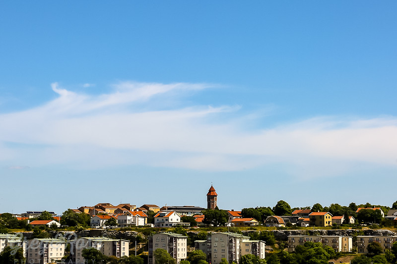 The town of Visby , Gotland