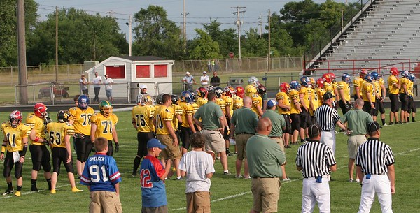 East-West All-Stars Football 2007