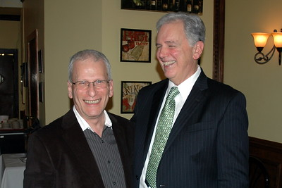 Mike Hallissey Retirement Party
