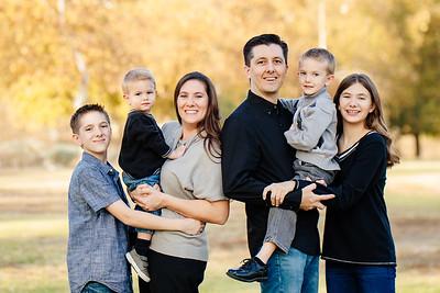 Lemen Family 2020
