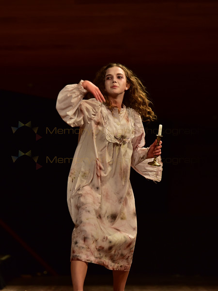 Te Awamutu College: Macbeth - Act V sc i