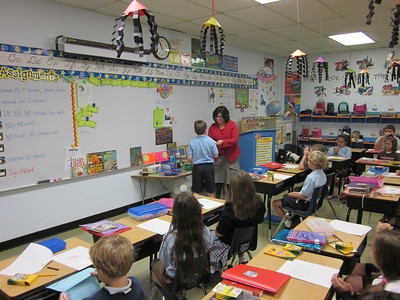 2011-10-20 3rd Gr Report Cards
