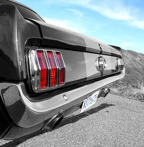 My 65 Mustang