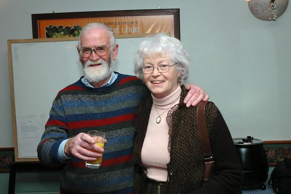 2006-12-14 Nat Burke's Retirement