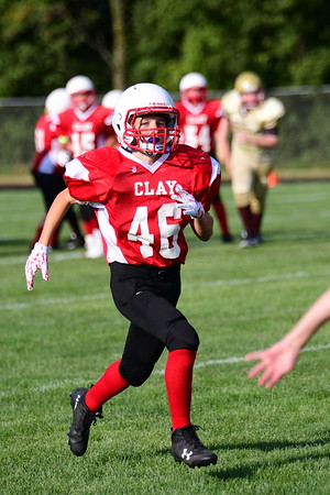 Clay 7th Grade Football