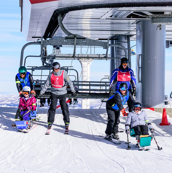 2017 Skiing and Snowboarding (Photo by Dave Obzansky)
