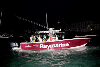 2014 Pompano Beach Saltwater Shootout - Morning Check Out