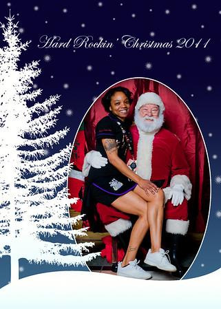 Hard Rockin' Christmas Day 1