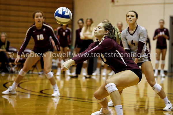 20171007 Womens Volleyball Seattle Pacific University Falcons versus Central Washington University Wildcats Snapshots