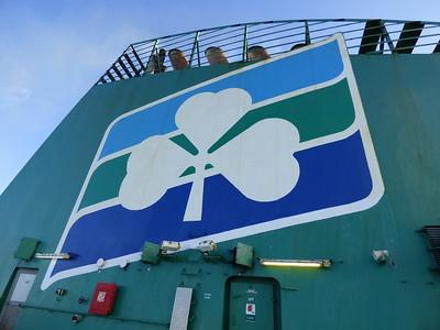 2016 Irish Ferry Ulysses Holyhead-Dublin