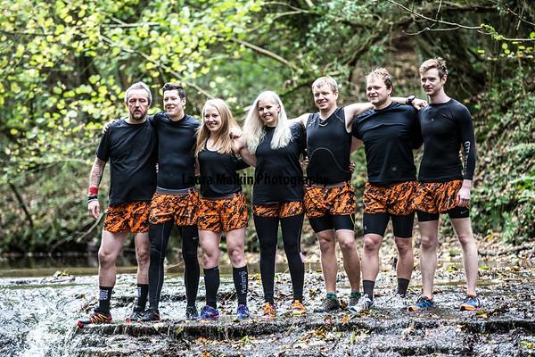 Team Short Shorts Shoot