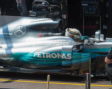 2017 Grand Prix of Monaco Free Practice Three