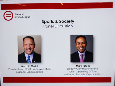 Sports and Society Discussion at NUL