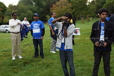 CTC.5th Annual Tamil Canadian Walk -A-Thon.Sep/15/2013