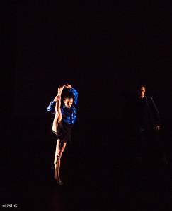 Odila (coreografía de Mario Bermudez Gil para la CND)