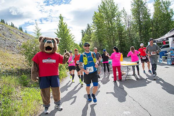 Banff Marathon 2017
