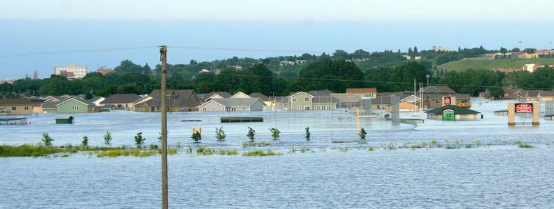 Brookens flood 2011