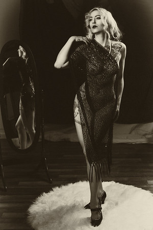 Ophelia Pop Tart - Ziegfeld Follies