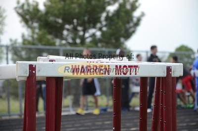 Miscellaneous photos - 2013 MHSAA T&F Regional at Warren Mott