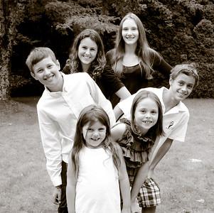 Portraits famille Devine
