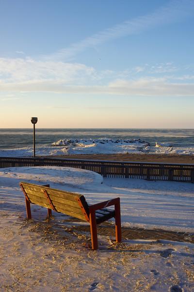 Lake Erie, Jan 2014