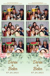 7/24/21 - Dario & Belen Wedding