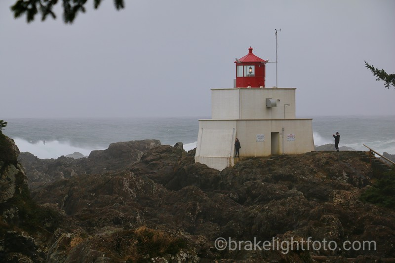 Amphitrite Point Lighthouse