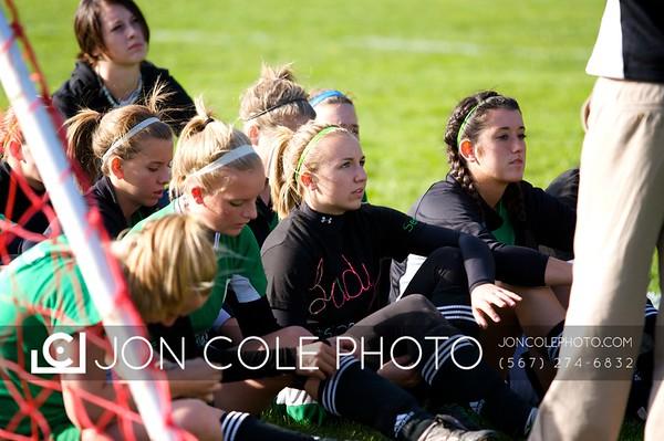 Clear Fork Girls Soccer 2009 - Clyde