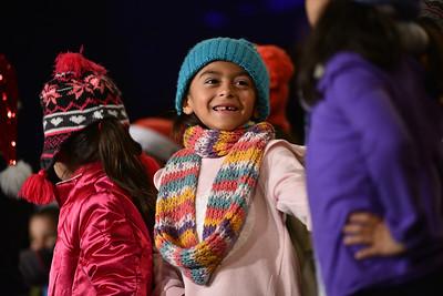St. Frances Christmas Show - 2013