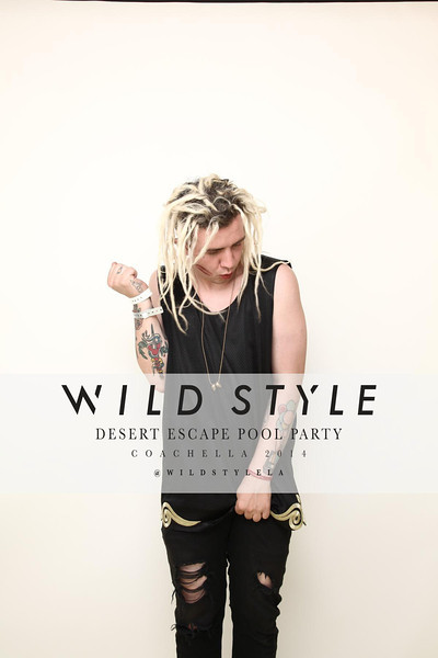 WILD STYLE Desert Escape Pool Party