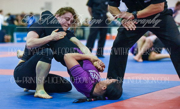 Woman's  Belts NO-GI New York Spring Open 4/12/2015