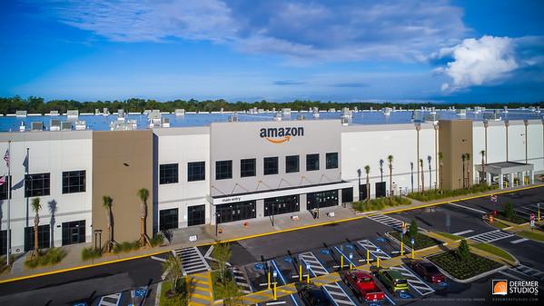 2017 08 Amazon JAX2 Employee Welcome
