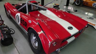 Miller Sports Racer - 2018-2019 Restoration