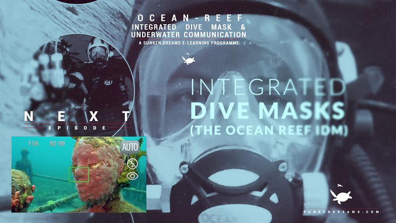 Sunken Dreams' Ocean Reef IDM & U/W Comms Distinctive Specialties
