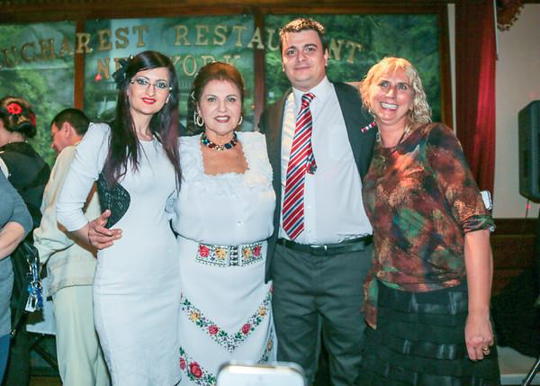 Petrecere Romaneasca cu Irina Loghin si prietenii - New York - February 15, 2014