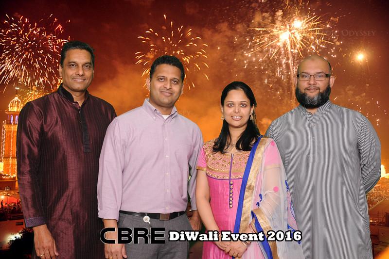 CBRE Dallas Diwali Event 2016