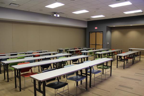 Setup Option 1 (Presentation Style: Tables)
