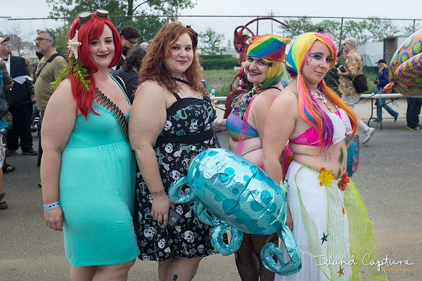 Mermaid Parade 2015