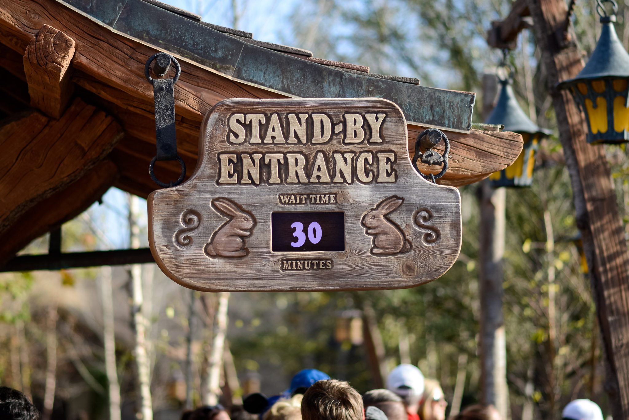 7DMT Wait - Walt Disney World Magic Kingdom