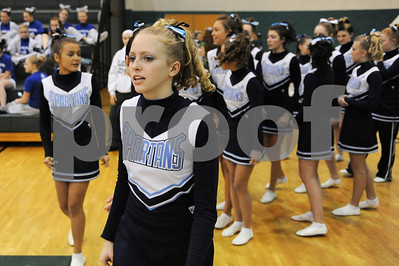 1/31/09 Lake Orion Invitational Cheer Competition - Middle School & Freshman (Liv. Stevenson & Liv. Unified Cheer)