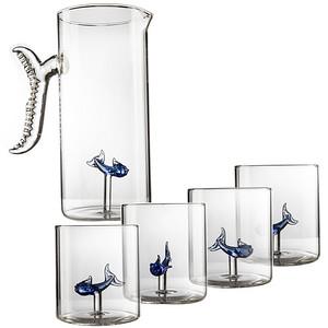 Pitcher & Glass set