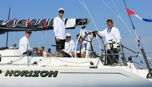 Saturday Pre-Starts - 2015 NHYC Cabo Race