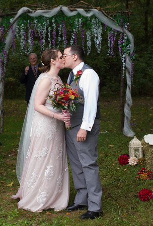 Marianna & Justin - Wedding Day