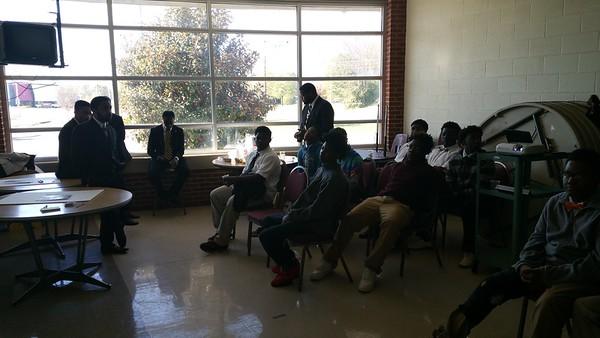 2015 YMOD Leadership Session