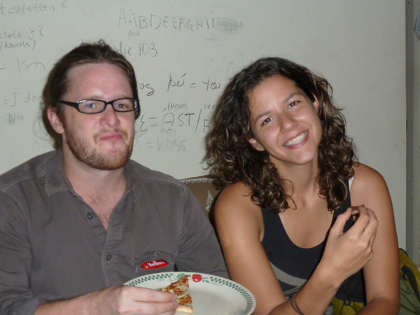 Richie and Silvia