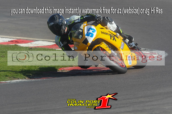 PRE-INJECTION STREETSTOCK 1300 & 700 NG OULTON PARK 2017