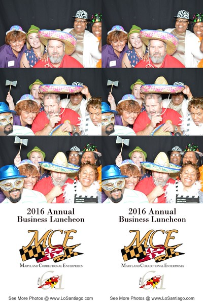 MCE 2016 Business Luncheon