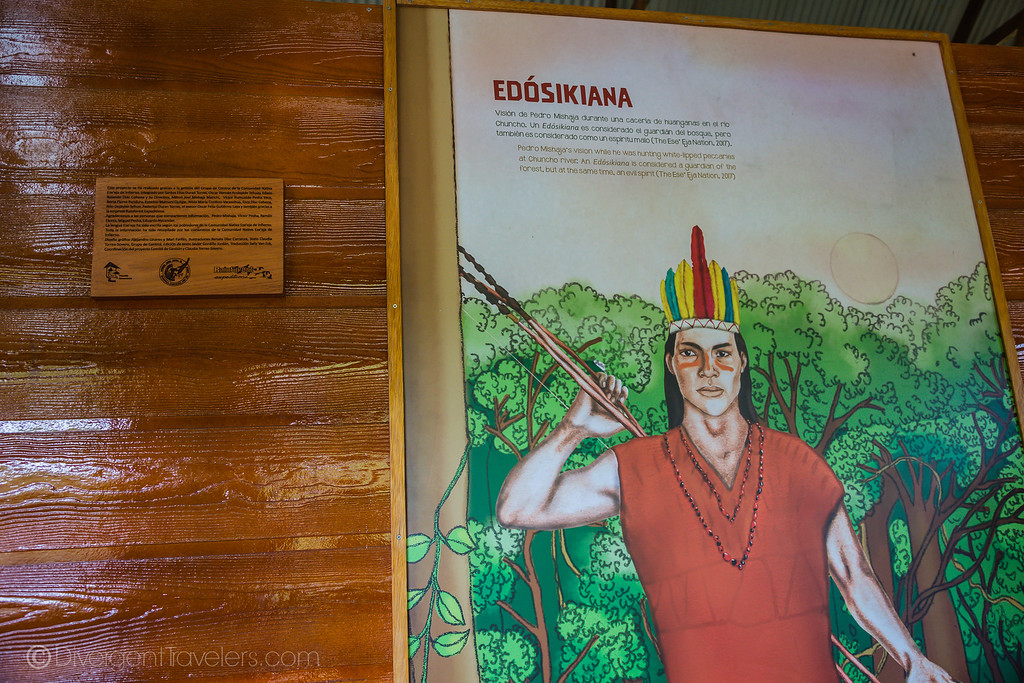 Posada Amazonas - Ese Eja - Lina Stock